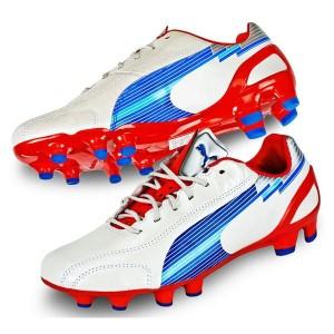 a5291dc0dbf0 buty piłkarskie PUMA evoSPEED 1 K FG - skóra kangurza