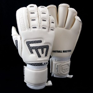 Rękawice Football Masters WHITE CLIMA CONTACT GRIP RF