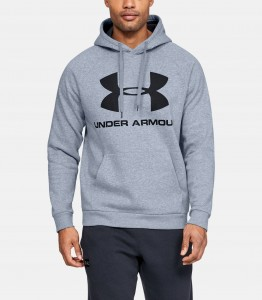 Bluza Under Armour Rival Fleece Sportstyle Logo Hoodie