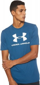 Męska koszulka Under Armour Logo Short Sleeve