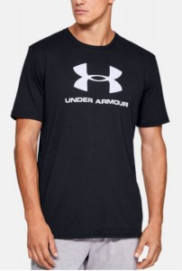 T-shirt UNDER ARMOUR Sportstyle Logo 1329590 001