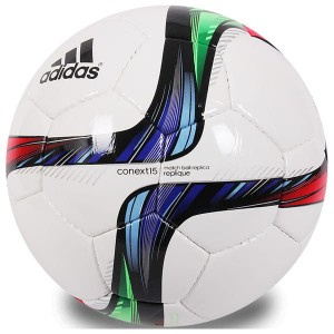 Piłka Adidas Conext 15 Match Ball Replica REPLIQUE rozm. 5