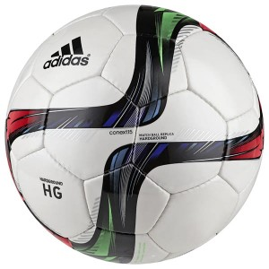 Piłka Adidas Conext 15 Match Ball Replica HARDGROUND rozm. 5