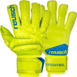 Rękawice bramkarskie Reusch Fit Control S1 Evolution Finger Support 3970238 583