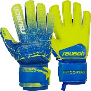 Rękawice Reusch Junior Fit Control S1 Roll Finger 3972217 883