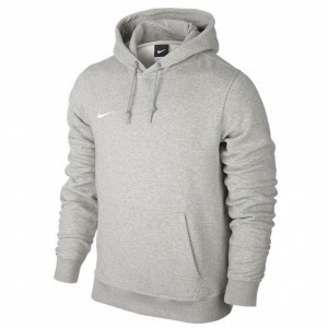 Bluza  z Kapturem Nike Team Club Hoody 658498-050