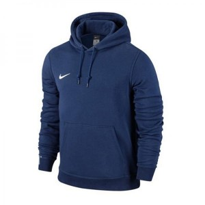 Bluza  z Kapturem Nike Team Club Hoody 658498-451